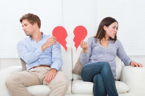Séparation de couple non marié